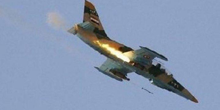 Muhalifler Halep'te Esed Rejimine Ait Uçağı Düşürdü!