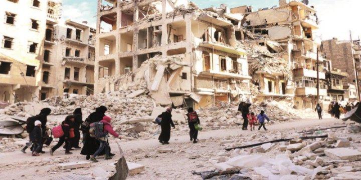 Muhalifler, Rusya ve Türkiye Arasında Halep Mutabakatı İddiası
