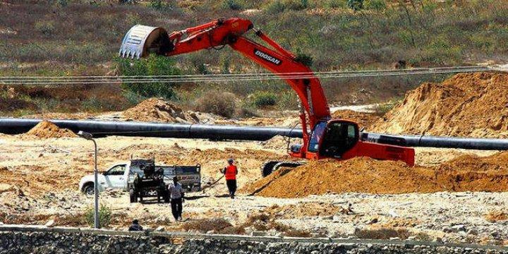 Sisi Ordusundan Gazzelilere Tünel Darbesi