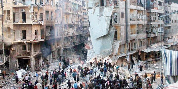 """""""Halep'in Durumu Kötünün Kötüsü"""""""