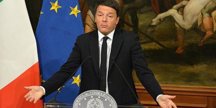 İtalya Başbakanı Matteo Renzi İstifa Etti