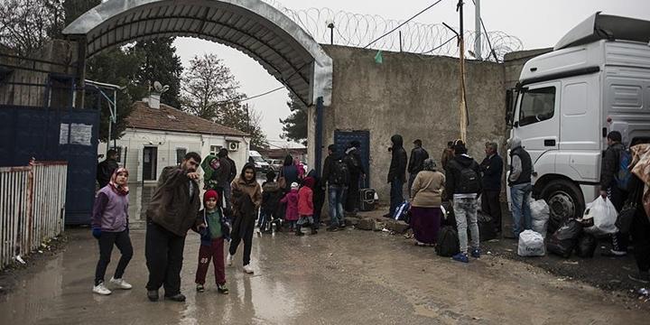 250 Suriyeli Daha Cerablus'a Döndü