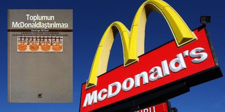 Toplumun McDonaldlaştırılması