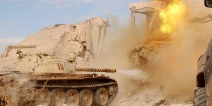 Sirte IŞİD'ten Geri Alındı