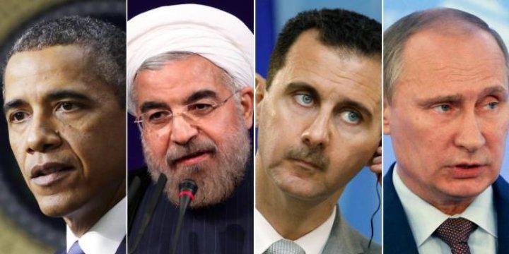 """""""Rusya, İran ve ABD Suriye'de Anlaştı"""""""