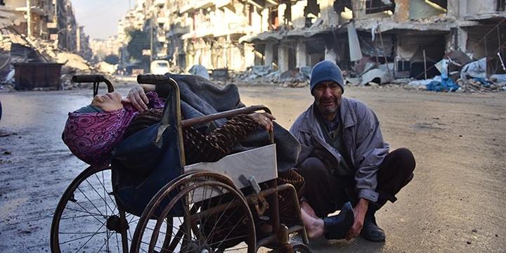 Halepli Anne, Çocuklarını Bulamadan Son Nefesini Verdi!