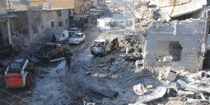 İdlib'de Okullar 3 Gün Tatil Edildi!