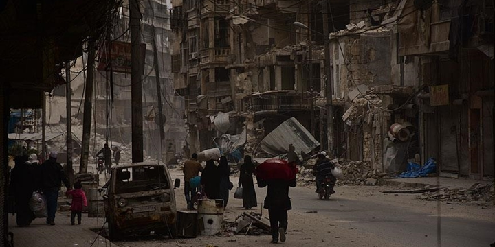 Halep'te Ölümden Çaresizliğe Kaçış!