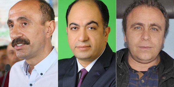 Üç İlçe Belediye Başkanı Açığa Alındı