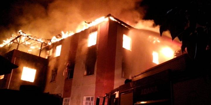 İtfaiyenin Raporuyla Aladağ'daki Yangın