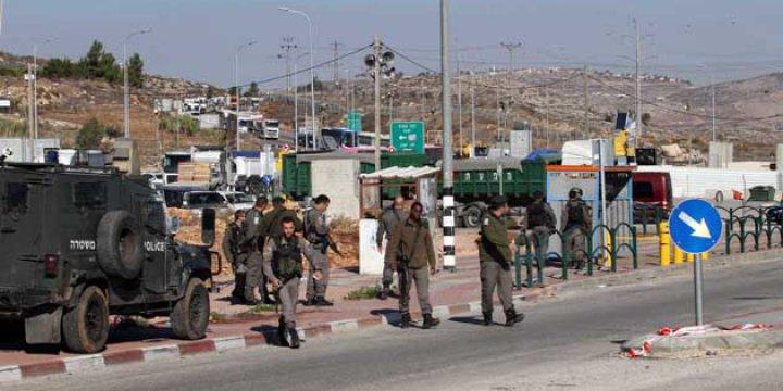 İşgalci İsrail Güçleri Bir Filistinliyi Katletti