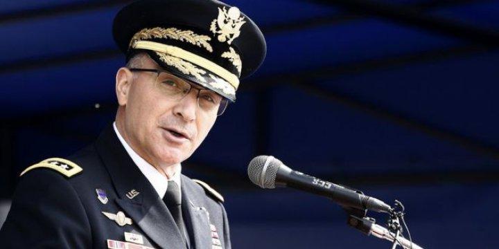 NATO Komutanı TSK'daki Görevden Alınmalardan Kaygılı