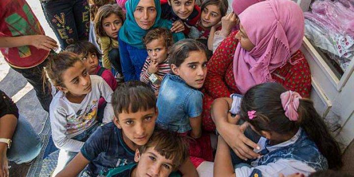 Türkiye'de Yaşayan Suriyeli Muhacirlerin Yarısı Çocuk