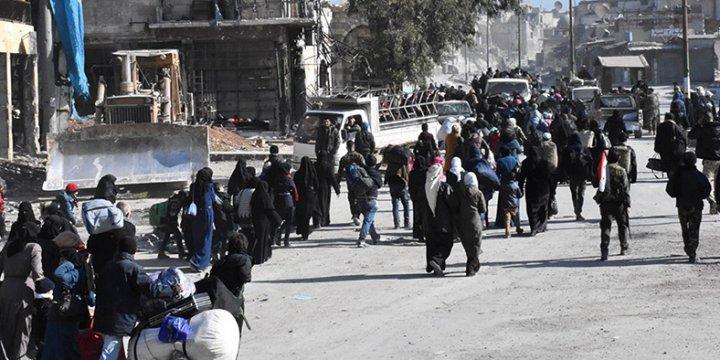 BM: Yüzlerce Halepli Kayıp