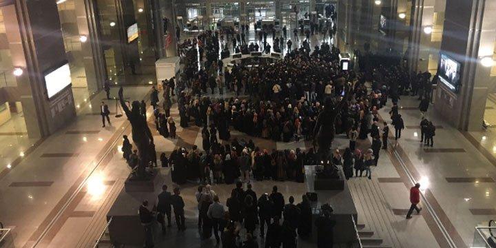 Mavi Marmara Davası Protestolar Eşliğinde Düşürüldü