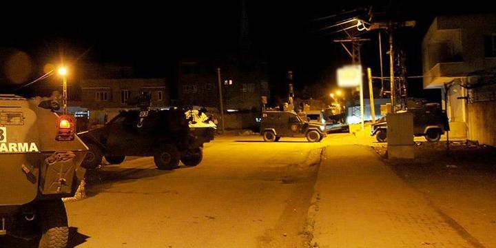 Diyarbakır'ın Hazro İlçesinde PKK Saldırısı!