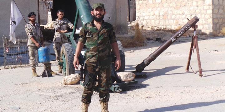 """""""Halep'te PYD Saflarında Savaşan 2 Çinli Yakalandı"""""""