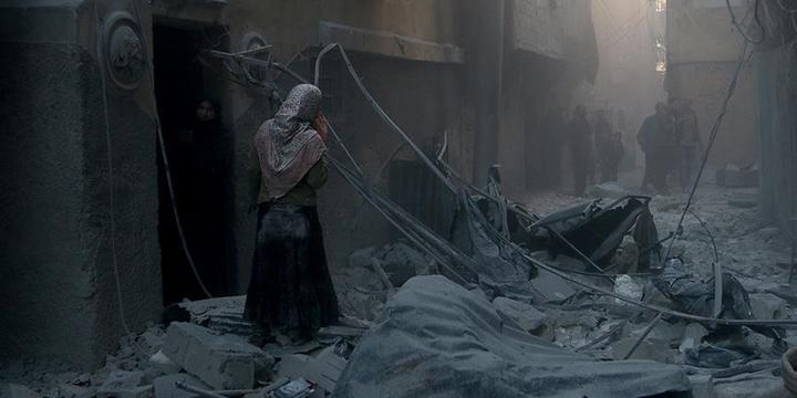 Esed Güçlerinden Hama'ya Kimyasal Saldırı: 85 Kişi Hayatını Kaybetti!