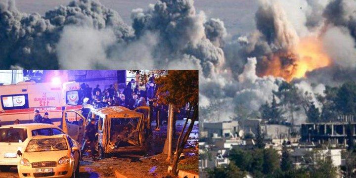 Halep'i Beşiktaş'tan Bombalayan Konsorsiyum