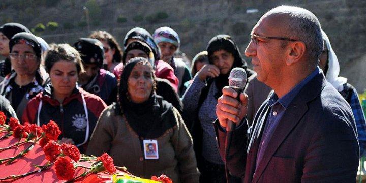 HDP Tunceli Milletvekili Alican Önlü Serbest Bırakıldı