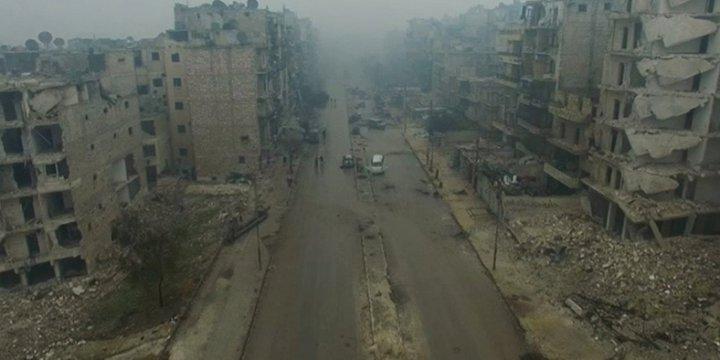 İşgalci Esed Güçleri Halep'i Yağmalıyor!