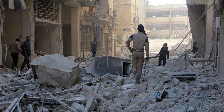 Nahda Hareketi, Halep'teki Saldırıları Kınadı