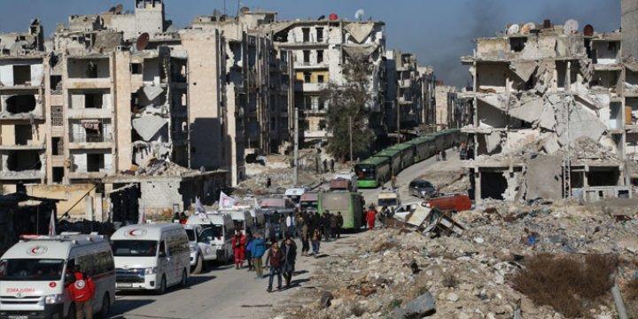 BM Güvenlik Konseyi Halep Tasarısını Kabul Etti!