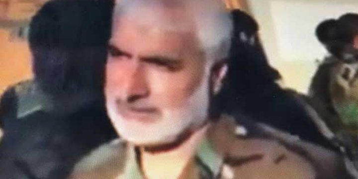 Halep'teki Savaş Suçlarında İranlı General Cevad İzi