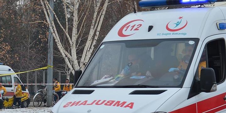 Kayseri'deki Saldırıyla İlgili 2 Kişi Daha Gözaltına Alındı