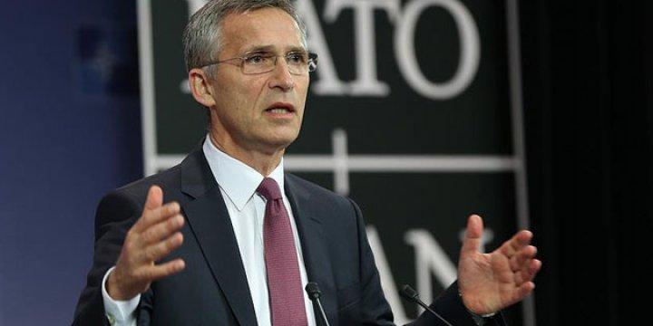 Stoltenberg: 'NATO Dünya Polisi Değil...'