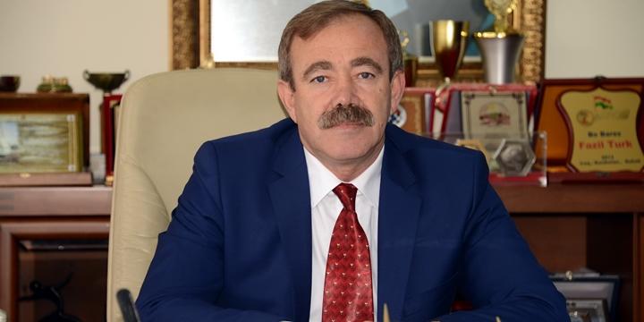HDP'li Belediye Başkanı Fazıl Türk Görevden Uzaklaştırıldı