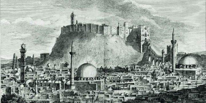 Sahi 98 Yıl Önce Haleb'i Nasıl Terk Etmiştik?