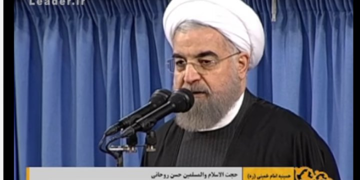 İran Cumhurbaşkanı Türkiye'nin İnsani Duyarlılığından Dahi Rahatsız