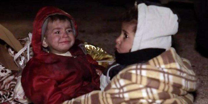 Bu Gece 500 Halepli Daha İHH Gözlemciliğinde Tahliye Edildi