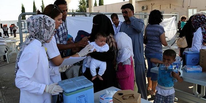 """""""Türkiye'de 500 Göçmen Sağlık Merkezi Kurulacak"""""""