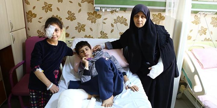 Suriyeli Attar Ailesi: Halep Sürekli Vuruluyordu