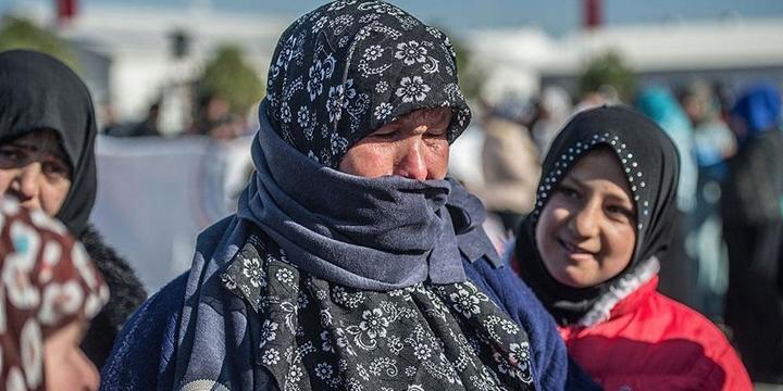 Halepli Nofa Mıtar: Çocuklarımı, Torunlarımı Özlüyorum