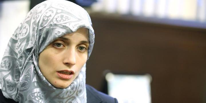 Fatma el-Abed: Bombalar Gerçekti