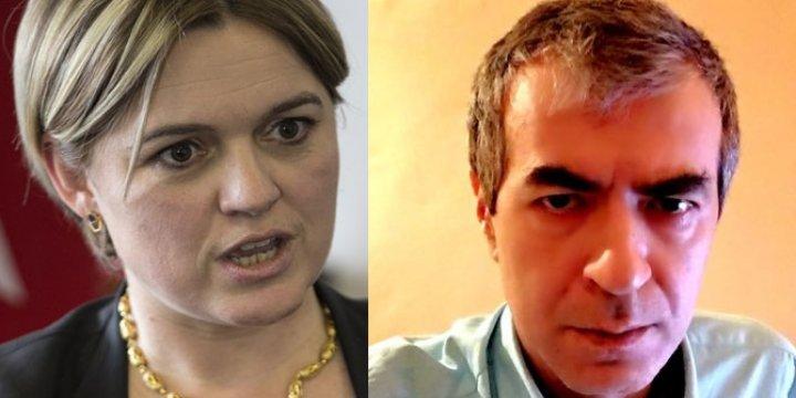 Pelikancı Cemil Barlas İle CHP'li Selin Böke'den Ortak Algı Hareketi