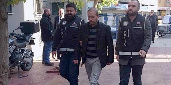Adil Öksüz'ün Kuzeni Zübeyir Öksüz Tutuklandı