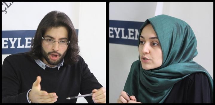 """Özgür-Der Üniversite Gençliği """"Sahabe Dönemi İktidar Kavgası""""nı Konuştu"""