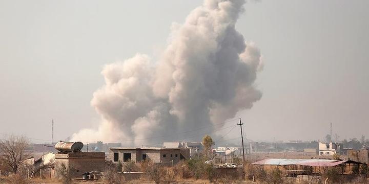 """""""Musul'un Batısında Yüz Binlerce Sivil Mahsur Kalabilir"""""""