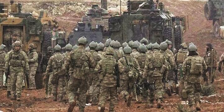 TSK ve ÖSO el-Bab'ı Tamamen Kuşattı
