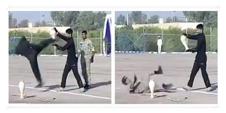 Kendisiyle Övünülen 'Özel Kuvvetler' İran'ın Yüzünü Kararttı!