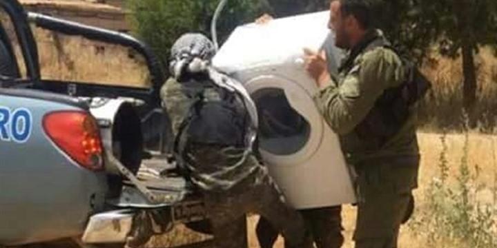 Halep'i Yağmalamaya Devam Ediyorlar!