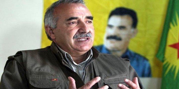 Karayılan'dan 'HDP'ye Oy Verin' Çağrısı