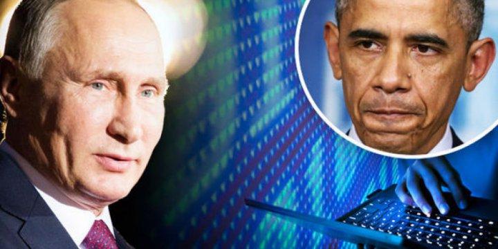 ABD ile Rusya Arasındaki Siber Savaş