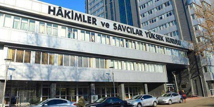 HSYK 202 Hakim ve Savcıyı Meslekten İhraç Etti