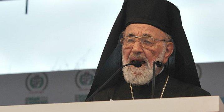 Mavi Marmara Yolcusu Eski Kudüs Başpiskoposu Capucci Vefat Etti