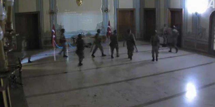 İstanbul Valiliğini İşgal Eden Askerlerle İlgili İddianame Kabul Edildi